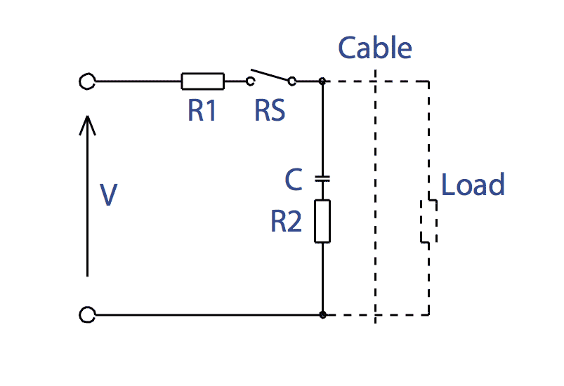 blog reed relay contact protection diagram 1 how to protect a reed switch from specific loads cynergy 3 reed switch wiring diagram at gsmportal.co